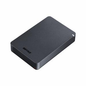 送料無料!BUFFALO HDPGF5.0U3GBKA ポータブルHDD 5TB