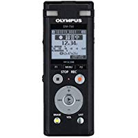送料無料!OLYMPUS ICレコーダー VoiceTrek DM-750 DM-750 BLK 内蔵メモリー4GB MicroSD (議事録、会議録音、証拠録音、取材、インタビュー、高音質録音) DM-750 BLK