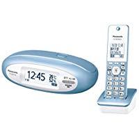 送料無料!パナソニック デジタルコードレス電話機 子機1台付き(メタリックブルー) VE-GZX11DL-A