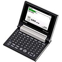 送料無料!カシオ 電子辞書 エクスワード コンパクトモデル XD-C400GD シャンパンゴールド 40コンテンツ