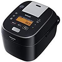 送料無料!パナソニック 1升 炊飯器 圧力IH式 Wおどり炊き ブラック SR-SPA188-K