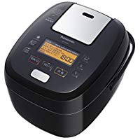 送料無料!パナソニック 5.5合 炊飯器 圧力IH式 おどり炊き ブラック SR-PA108-K
