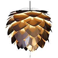 送料無料!ヴィータ 北欧デンマーク ペンダントライト シルビア コパー 3灯タイプ コード:ブラック 電球別売 02030-BK-3 エルックス