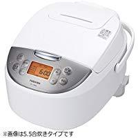送料無料!東芝 マイコンジャー炊飯器(1升炊き) ホワイトTOSHIBA マイコン保温釜 RC-18MSL-W