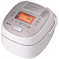 送料無料!東芝 RC-10VSM-W 真空圧力IH炊飯器 「鍛造かまど銅釜」 5.5合炊き グランホワイト