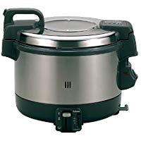 送料無料!パロマ ガス炊飯器(電子ジャー付)PR-3200S 13A 【商品コード】813220
