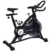 送料無料!ALINCO(アルインコ) フィットネスバイク スピンバイク1500 BK1500