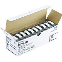 送料無料!キングジム テプラPRO テープカートリッジ エコパック10個入 6mm 白 SS6K-10PN
