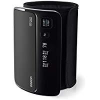 送料無料!オムロン 上腕式血圧計 (ブラック)OMRON HEM-7600T-BKN