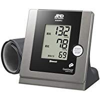 送料無料!iPhone/iPadにBluetoothでつながる家庭用血圧計 UA-851BTC-JC