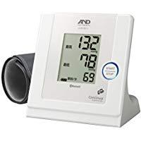 送料無料!iPhone/iPadにBluetoothでつながる家庭用血圧計 UA-851BTC-JC1