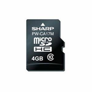 4974019843889 シャープ PW-CA17M 電子辞書コンテンツカード 100%品質保証! アウトレット フランス語辞書カード 音声付 microSDHC