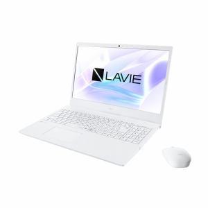 N15 PC-N1535AAW パールホワイト NEC ノートパソコン LAVIE