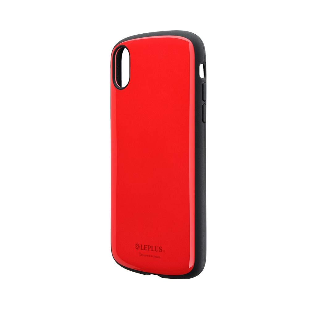 4589762327854 iPhone 低価格化 XR 耐衝撃薄型ハイブリッドケース Slim PALLET レッド セール特価