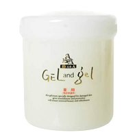 【ピュア】ゲル&ゲルトリプルA クリーム 500g【多機能ジェル】【オールインワンジェル】