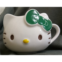 キティちゃんのマグカップ ハローキティマグカップ 1コ マグカップ ギフト プレゼント 期間限定で特別価格 送料無料 一部地域を除く キティちゃん ハローキティ 大人