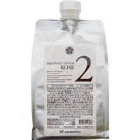 トリートメントオブヘア 2-ROローズの香り エコサイズ 1000g【トリートメント】【オブ・コスメティックス】