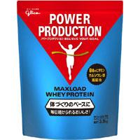 【江崎グリコ】パワープロダクション マックスロード ホエイプロテインサワーミルク味 3.5kg【プロテイン】
