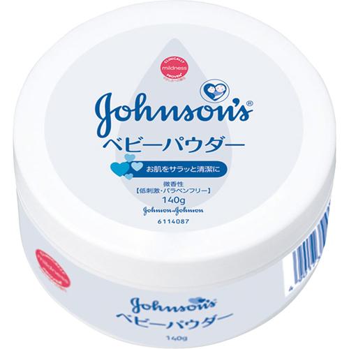 税込3 980円以上で送料無料 お肌に優しいソフトパウダー ジョンソン ベビー ベビーパウダー 微香性 プラスチック容器 140g 安全 超歓迎された 低刺激