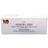 【送料無料!】MANDA L 5000 (マンダエル5000) 90袋