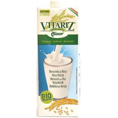 甘酒のような濃厚な甘さ ビタリッツ オーガニック ライスミルク 穀物飲料 店舗 返品不可 1000ml オーガニック飲料 イタリア産