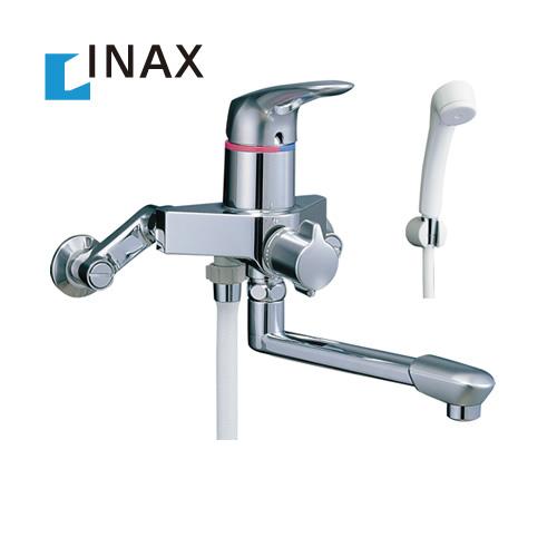 [BF-7135S] INAX イナックス 浴室水栓 シャワー水栓 サーモスタットシャワー金具 シングルレバー 壁付タイプ スプレーシャワー 吐水口長さ:170mm【シールテープ無料プレゼント!(希望者のみ)※水栓の箱を開封し同梱します】 混合水栓 蛇口 浴室用