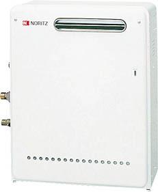 【送料無料】 [GQ-2437RX]【リモコンは別途購入ください】 ノーリツ ガス給湯器 ユコアGQ 24号 給湯専用(オートストップ) 屋外据置形 価格 給湯器【給湯専用】【GQ-2437RX】