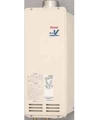 【送料無料】 リンナイ ガス給湯器 20号 給湯専用 音声ナビ PS上方排気型 20A・BL認定なし【リモコン別売】[RUX-VS2006U-E] 価格 給湯器【給湯専用】【RUX-VS2006U-E】