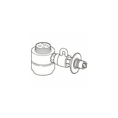 [CB-SKH6] パナソニック 分岐水栓 KVK製シングルレバー水栓KM5011シリーズに対応。 【送料無料】
