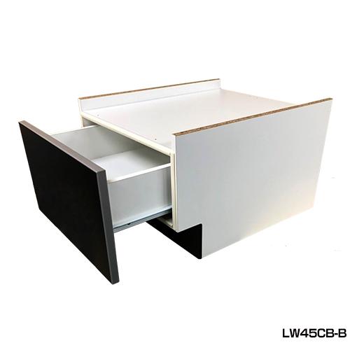 [LW45CB-B] 当店オリジナル 食器洗い乾燥機部材 ブラック 【オプションのみの購入は不可】【送料無料】