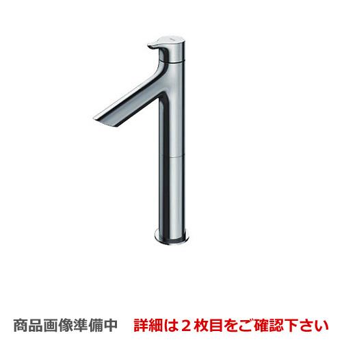 【最大1200円クーポン有】[TLS01102J] TOTO 洗面水栓 単水栓 立水栓 スパウト長さ100mm ワンプッシュなし 【送料無料】