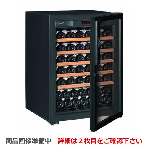 [Pure-S-C-PTHF]ユーロカーブ ワインセラー PURE ピュア 収容本数:74本 扉タイプ:フルガラス EUROCAVE 容量:210L 黒色 【送料無料】【メーカー直送のため代引不可】