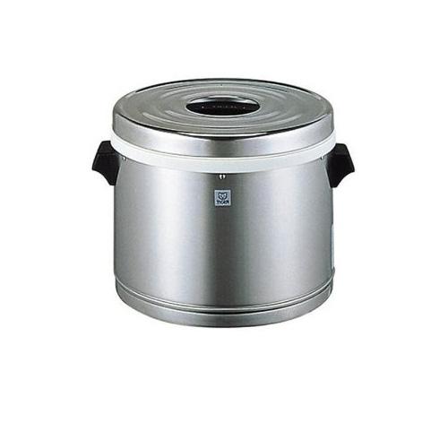 [JFM-390P-XS] タイガー 業務用厨房機器 業務用ステンレスジャー 硬質ウレタンフォーム断熱材 2升2合 電気不要 保温専用 モリブデンステンレス鋼使用 ステンレス 【送料無料】