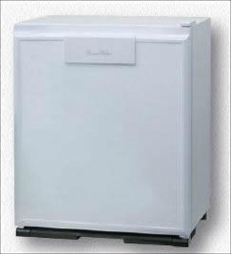 [RD-40B-W] 【特別配送】 三菱 冷蔵庫 ペルチェ式電子冷蔵庫 業務用 41L 右開き 棚板(1枚) ドアポケット(2個) パールホワイト 【送料無料】【小型】