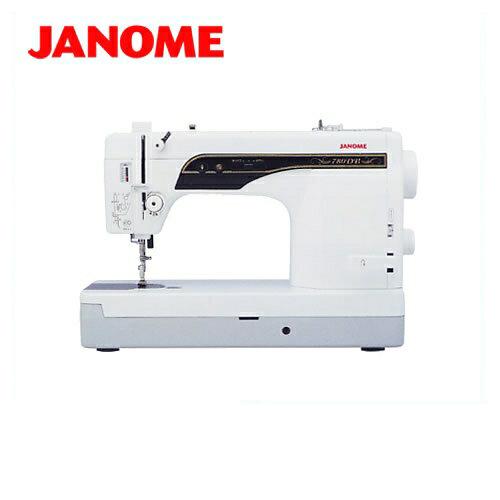 [JNM-780DB]【メーカー直送のため代引不可】 ジャノメ ミシン 780DB 高速直線ミシン 工業用針(DB針)仕様 縫い速度切り替え機能 ジャノメミシン 本体 【送料無料】