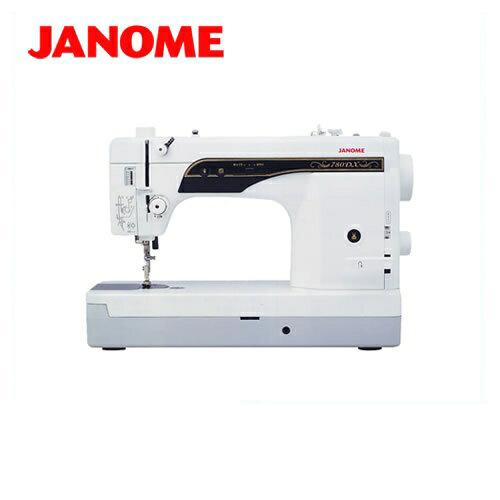 [JNM-780DX]ジャノメ ミシン 780DX 高速直線ミシン 工業用針(DB針)仕様 縫い速度切り替え機能 自動糸切り付 ジャノメミシン 本体 【送料無料】【メーカー直送のため代引不可】