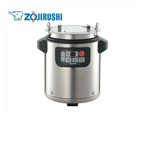 [TH-CU080-XA]象印 業務用厨房器具 厨房用品 マイコンスープジャー 乾式保温方式 8.0L(40人~60人分) ダイレクトセンサー方式 マイコンコントロール IH調理対応(100V・200V)内なべ ステンレス 【送料無料】