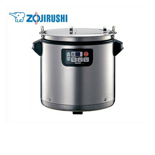 [TH-CU160-XA]象印 業務用厨房器具 厨房用品 マイコンスープジャー 乾式保温方式 16.0L(80人~120人分) ダイレクトセンサー方式 マイコンコントロール IH調理対応(100V・200V)内なべ ステンレス 【送料無料】