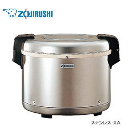 [THS-C60A-XA]象印 業務用厨房器具 厨房用品 業務用電子ジャー 保温米飯量:6.0L 広くて浅い、とっ手つきの内容器 ステンレス 【送料無料】