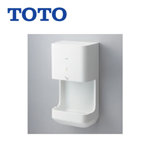 [TYC320W]TOTO ハンドドライヤー クリーンドライ 高速タイプ PTCヒーター 100V ホワイト