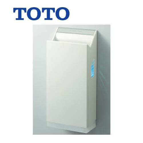 [TYC411WCR]TOTO ハンドドライヤー クリーンドライ 高速両面タイプ ヒーターなし スピード乾燥 200V ホワイト 【送料無料】