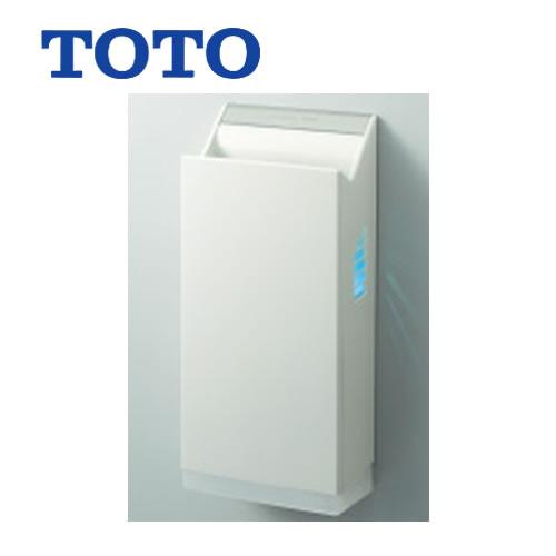 [TYC411WR]TOTO ハンドドライヤー クリーンドライ 高速両面タイプ PTCヒーター スピード乾燥 200V ホワイト 【送料無料】