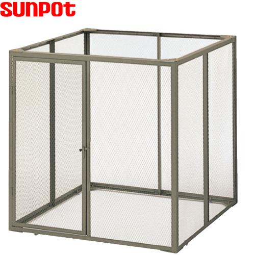 [SGL] サンポット ヒーター・ストーブ 業務用ガード Sunpot 石油ストーブ 【オプションのみの購入は不可】【送料無料】