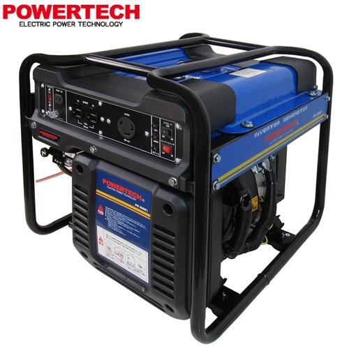 [PG3100I] パワーテック 発電機 ガソリン燃料 発電機 燃料タンク容量:13.0L PGシリーズ PG3100i インバーター 発電機 【送料無料】