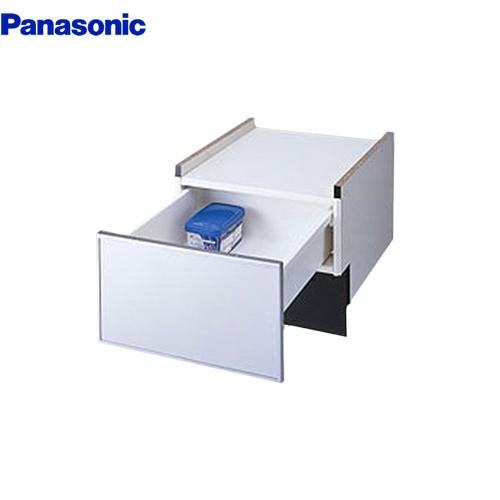 ☆パナソニック☆ビルトイン食器洗い乾燥機専用収納キャビネット[N-PC450S][幅45cmタイプ][シルバー]※食器洗い乾燥機本体をご購入のお客様のみの販売となります