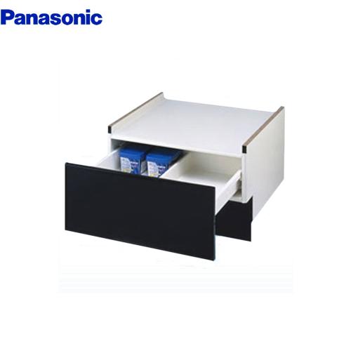 ☆パナソニック☆ビルトイン食器洗い乾燥機専用収納キャビネット[N-PC600K][幅60cmタイプ]ブラック]※食器洗い乾燥機本体をご購入のお客様のみの販売となります