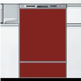 ジュプロオリジナルドアパネルアカネレッド(光沢あり)※食器洗い乾燥機本体をご購入のお客様のみの販売となります