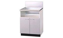 UKC-660F1リンナイ両開式(後板スライドタイプ)システムアップキャビネットスーパーフッ素コート扉※ガスコンロ本体をご購入のお客様のみの販売となります