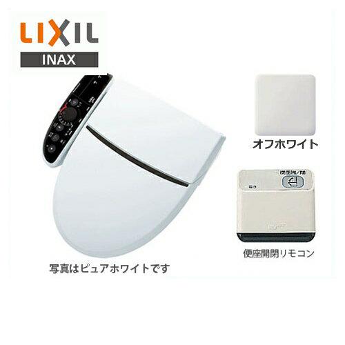 [CW-K45A-BN8] INAX 温水洗浄便座 Kシリーズ K-EXTRA シャワートイレ 大型共用便座 貯湯式1.40L フルオート/リモコン便器洗浄なし オフホワイト 壁リモコン付属 【送料無料】