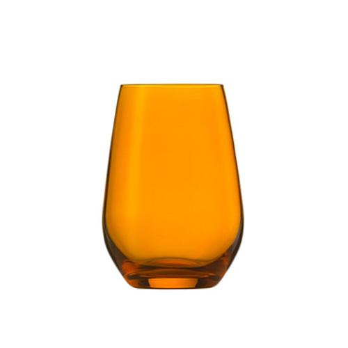 [1950] ヴィーニャ ワイン ワインセラー スポット タンブラー13oz アンバー ヴィーニャ 最大径81×高さ114 6個 397cc 【送料無料】【メーカー直送のため代引不可】